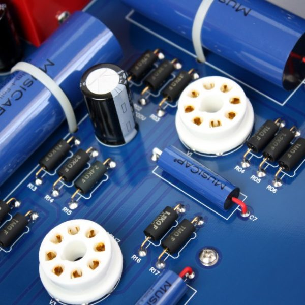 REFERENCE TUBE PREAMPLIFIER – TriangleArt